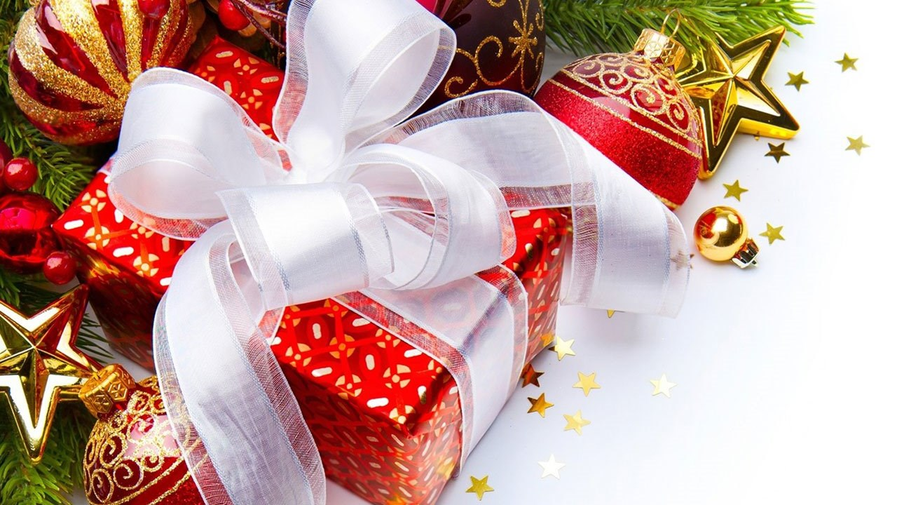 The Festive Christmas Gifts Photography Wallpapers 7 - Holiday ...