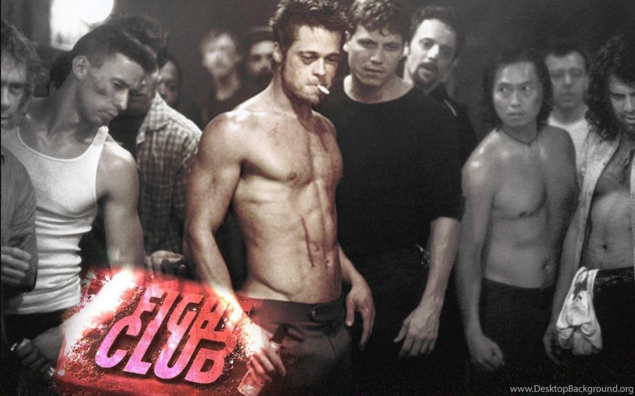 Ambrogio Sarfati Brad Pitt Fight Club Wallpapers Desktop Background