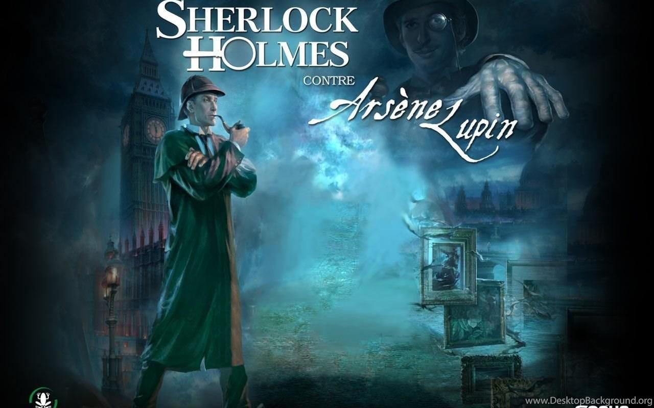 Sherlock Holmes Vs Arsene Lupin Wallpapers