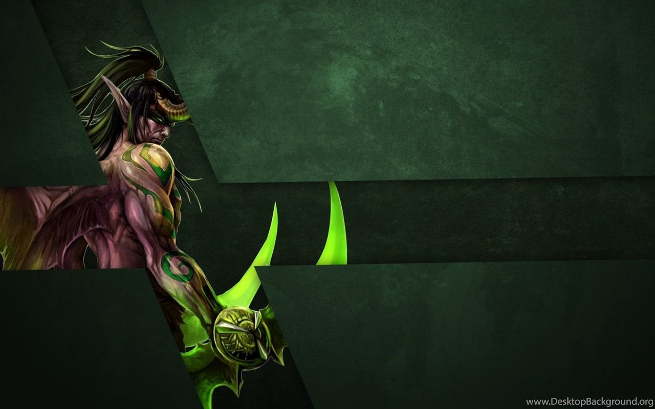 World Of Warcraft Illidan Wallpapers By Kaster533 On Deviantart