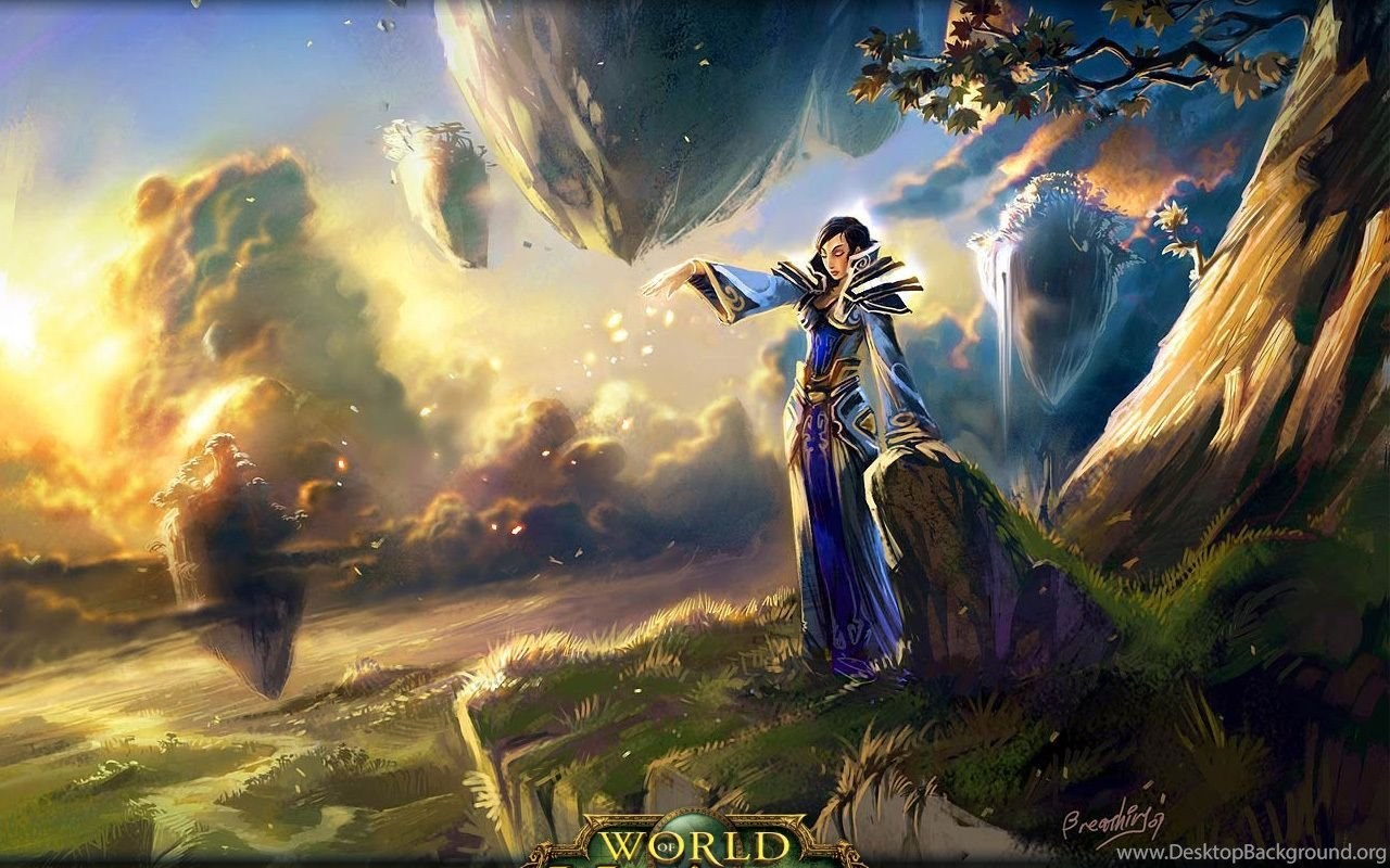 World Of Warcraft List WoW Wallpapers Custom