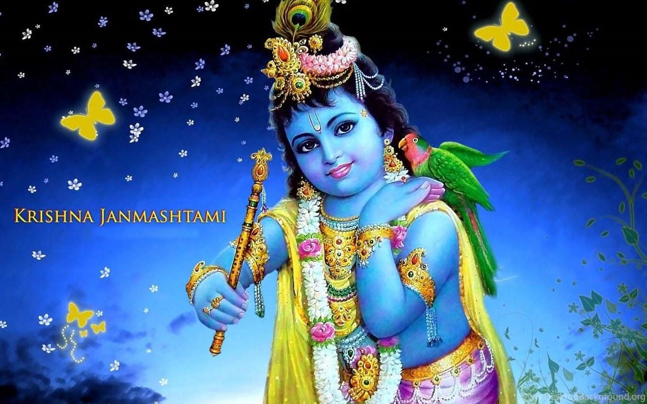 Lord Krishna Newest Page 2 Full Hd Wallpapers For Desktop Desktop Background