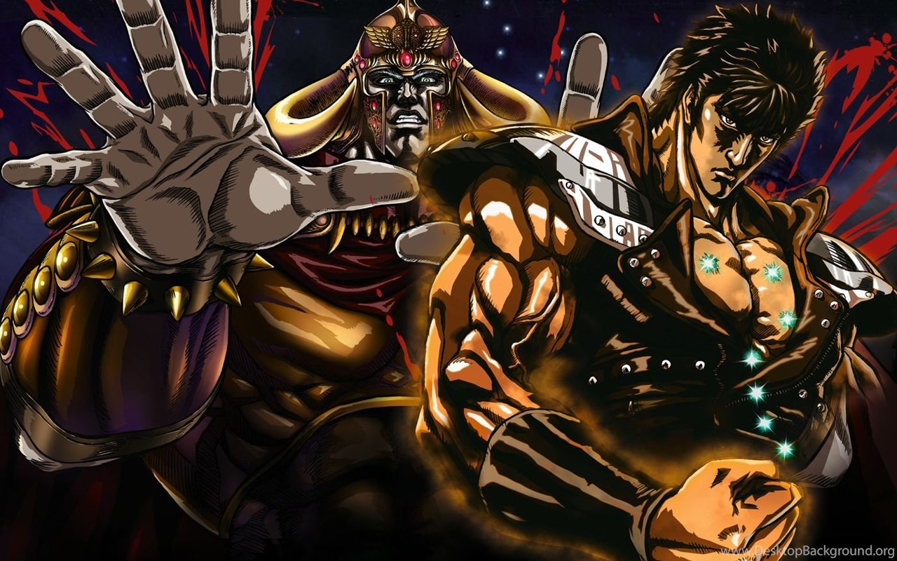 Free Anime And Wallpaper Fist Of The North Star Hokuto No Ken