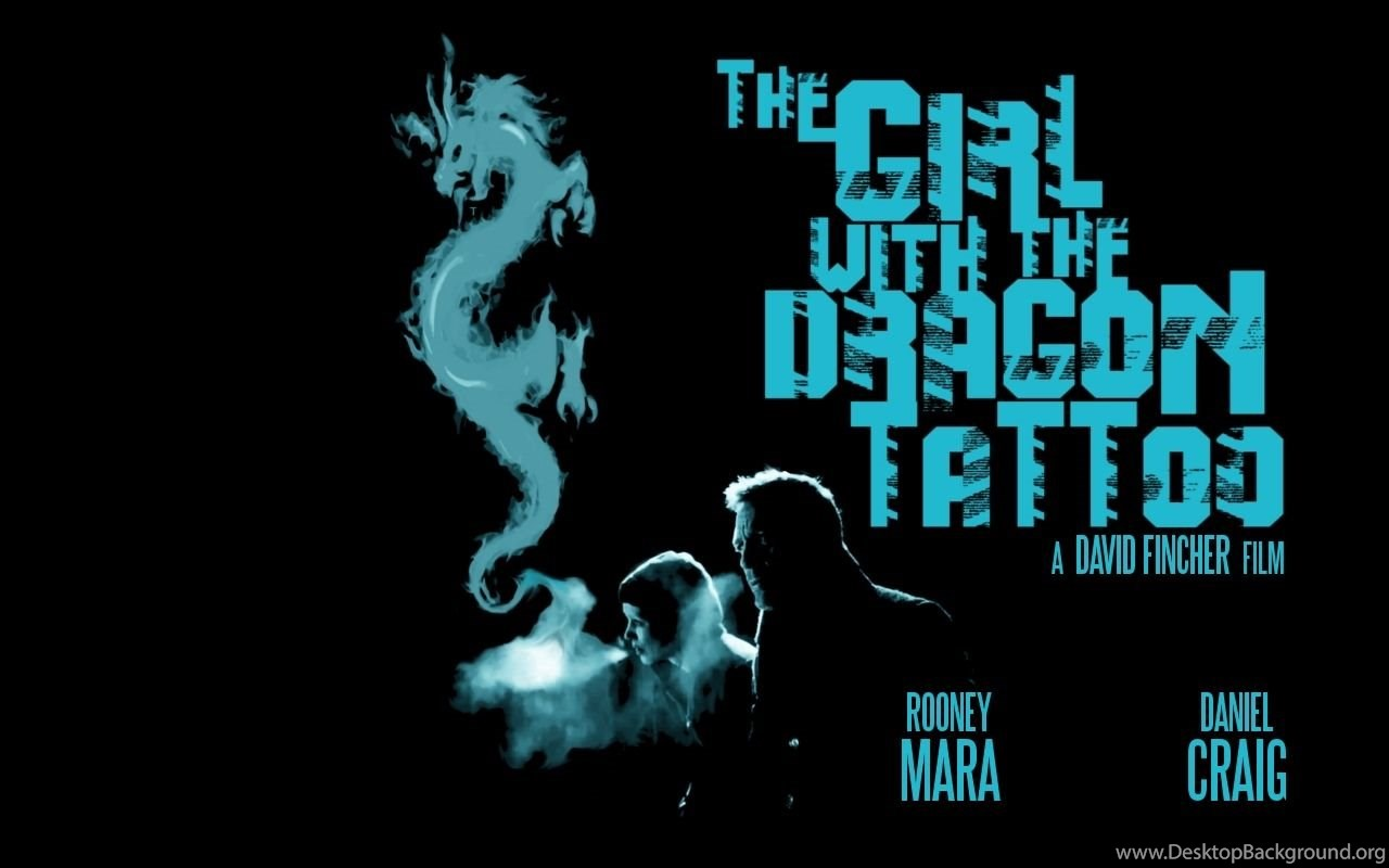 The Girl With The Dragon Tattoo Wallpapers 1280x800 By Bradymajor