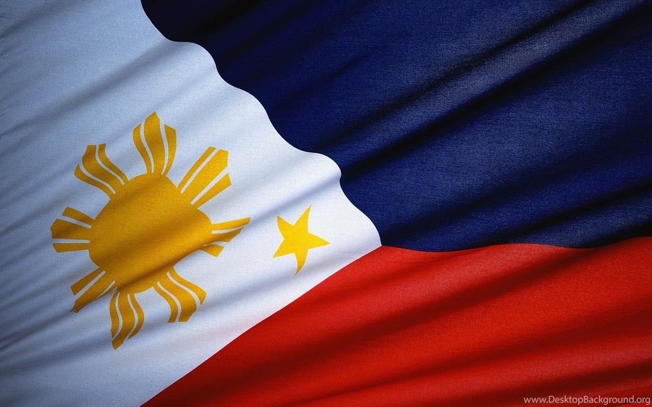 Wallpapers Philippines Flag Of Hd For Free 1280x1024 Desktop Background