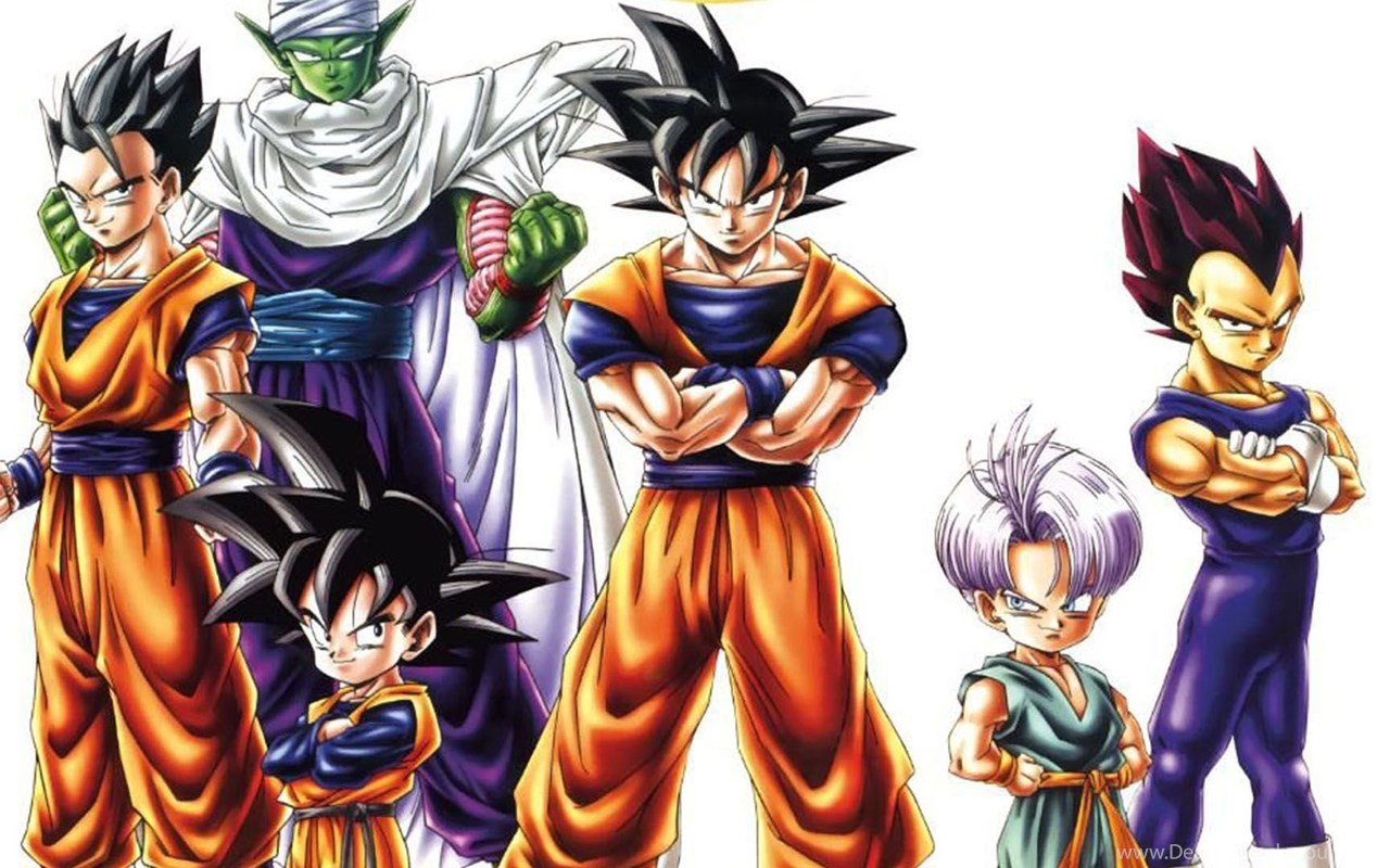 Dragon Ball Z Wallpapers Goku Desktop Background