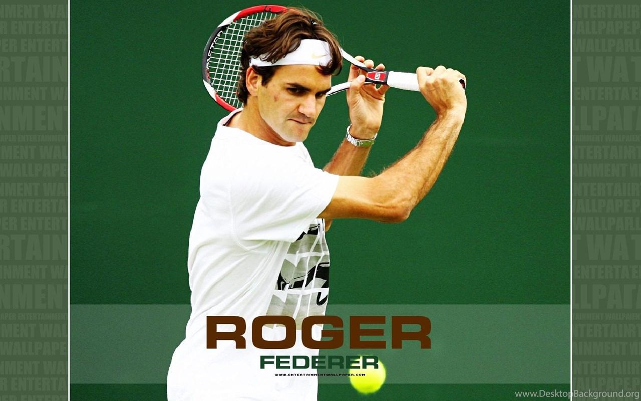 Roger Federer Wallpapers Desktop Background
