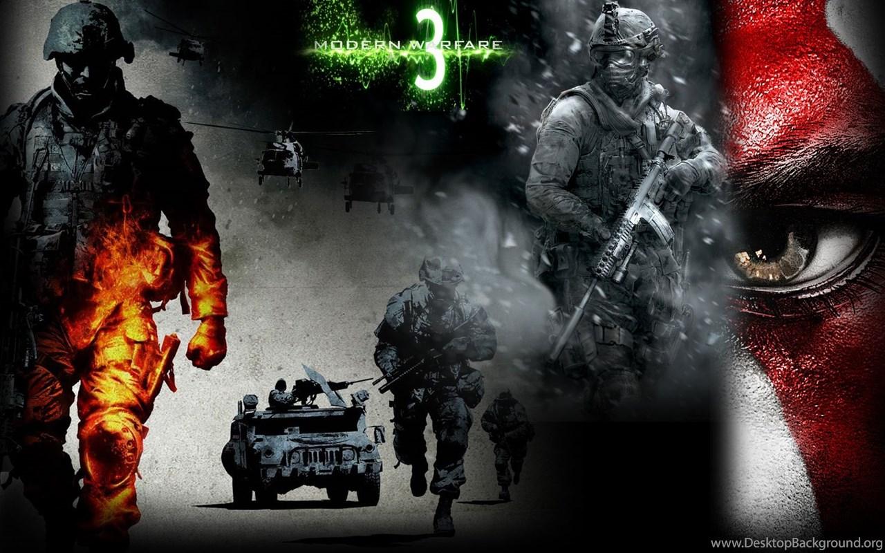 Call Of Duty Modern Warfare 3 Wallpapers In Hd Modern Warfare 3