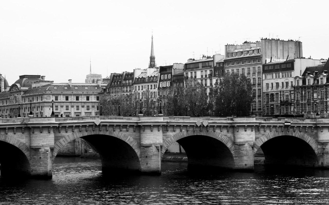 Paris Wallpapers Black And White 1587181 Desktop Background