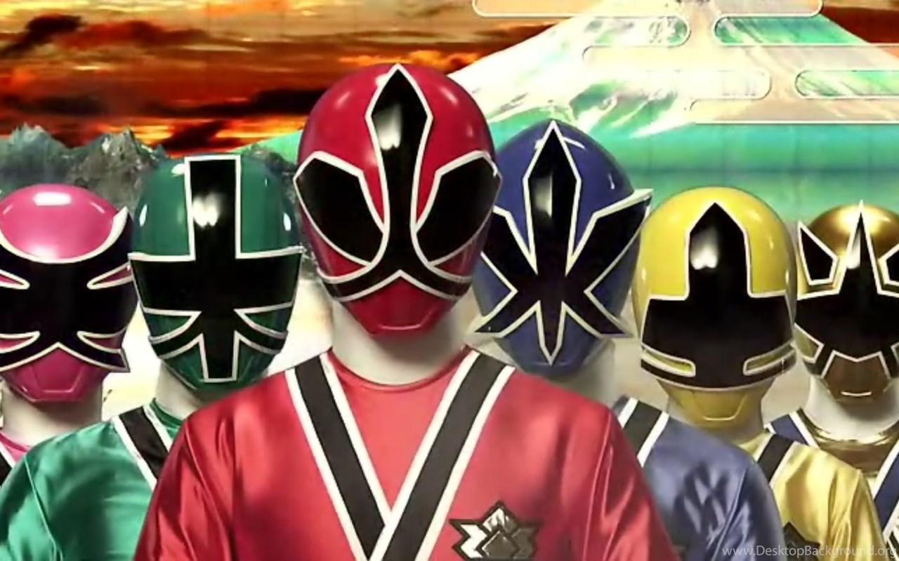 power rangers samurai red ranger wallpapers desktop background