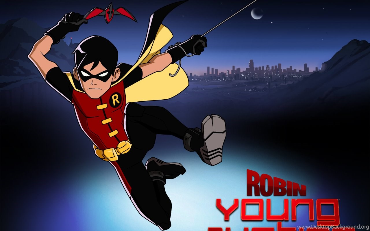 Robin Teen Titans Vs Young Justice Wallpapers 31080887 Fanpop