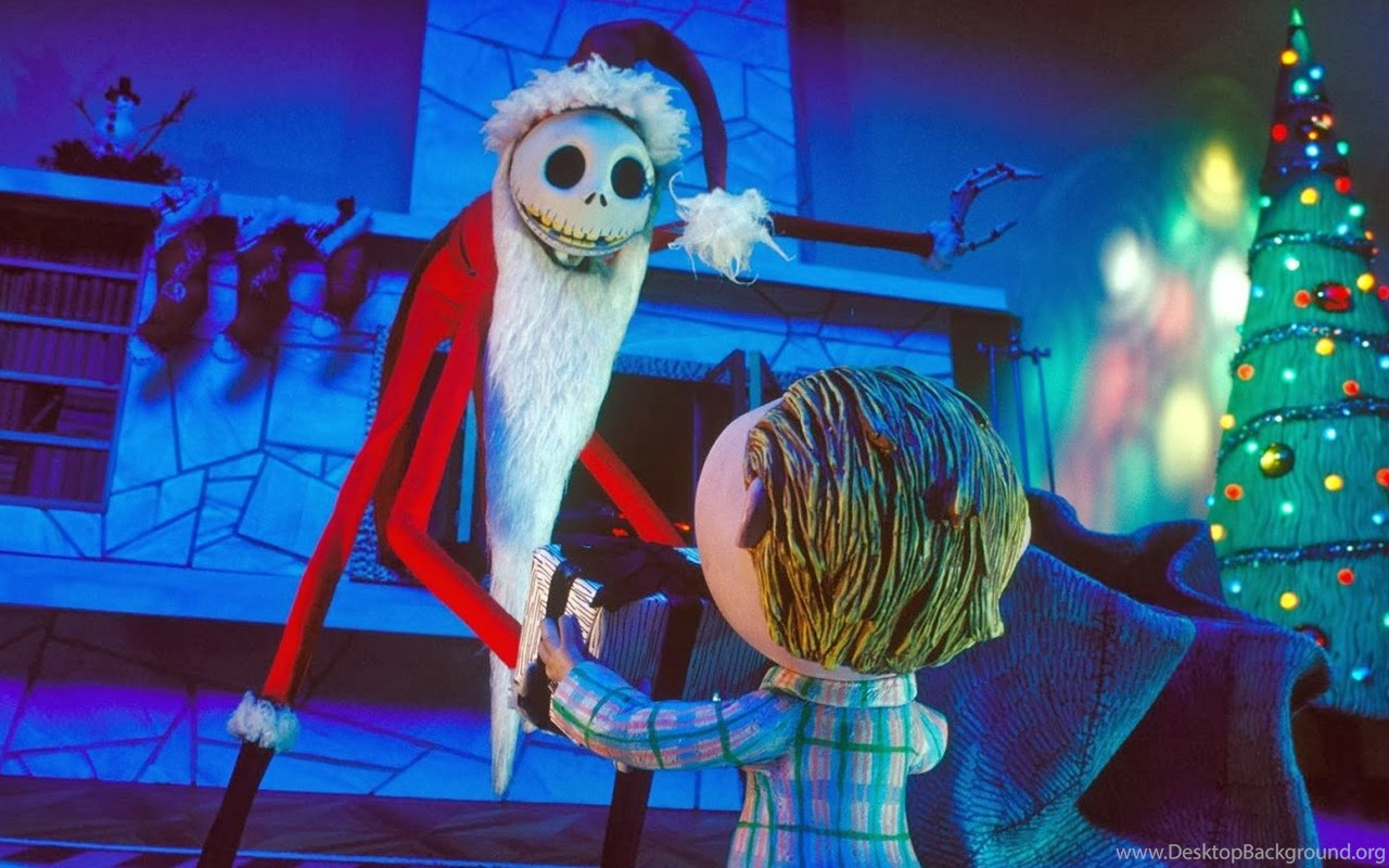 Nightmare Before Christmas Wallpapers Hd Desktop Background