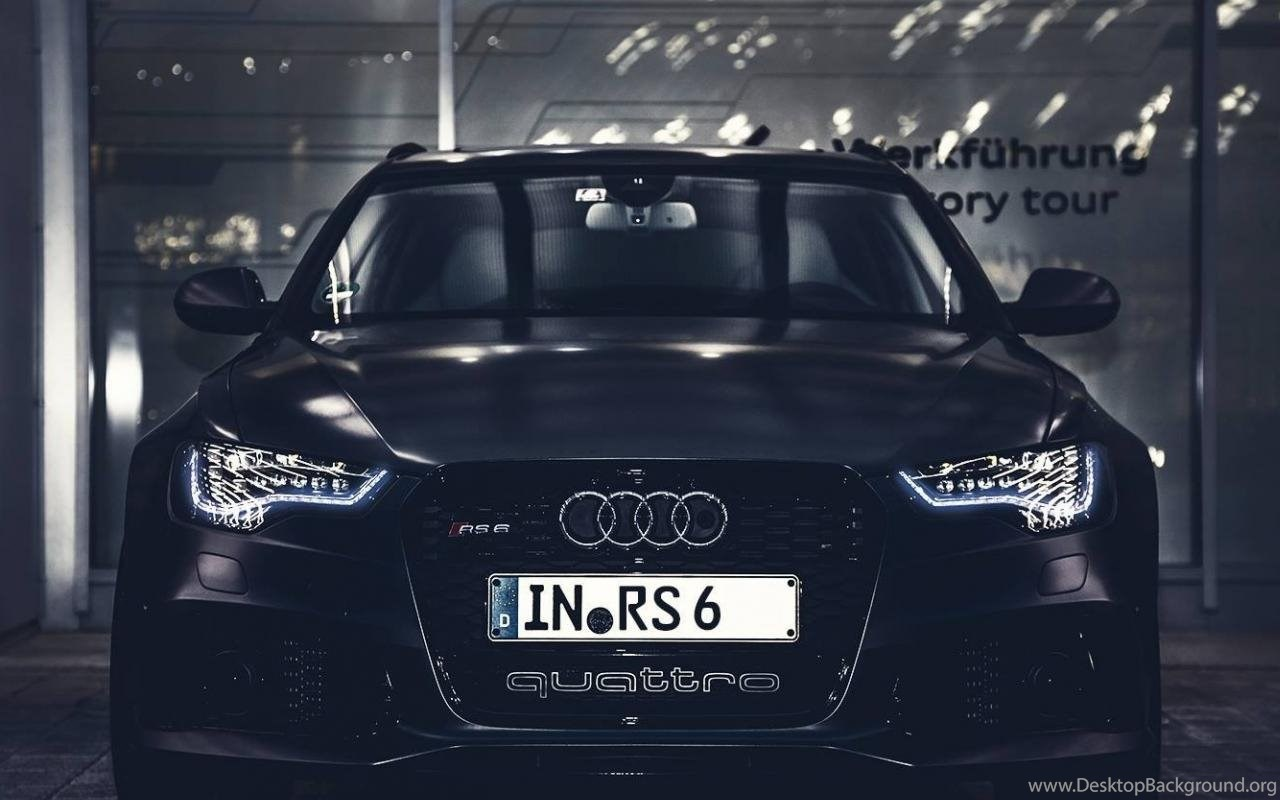 Cars Audi Rs6 Wallpapers Desktop Background