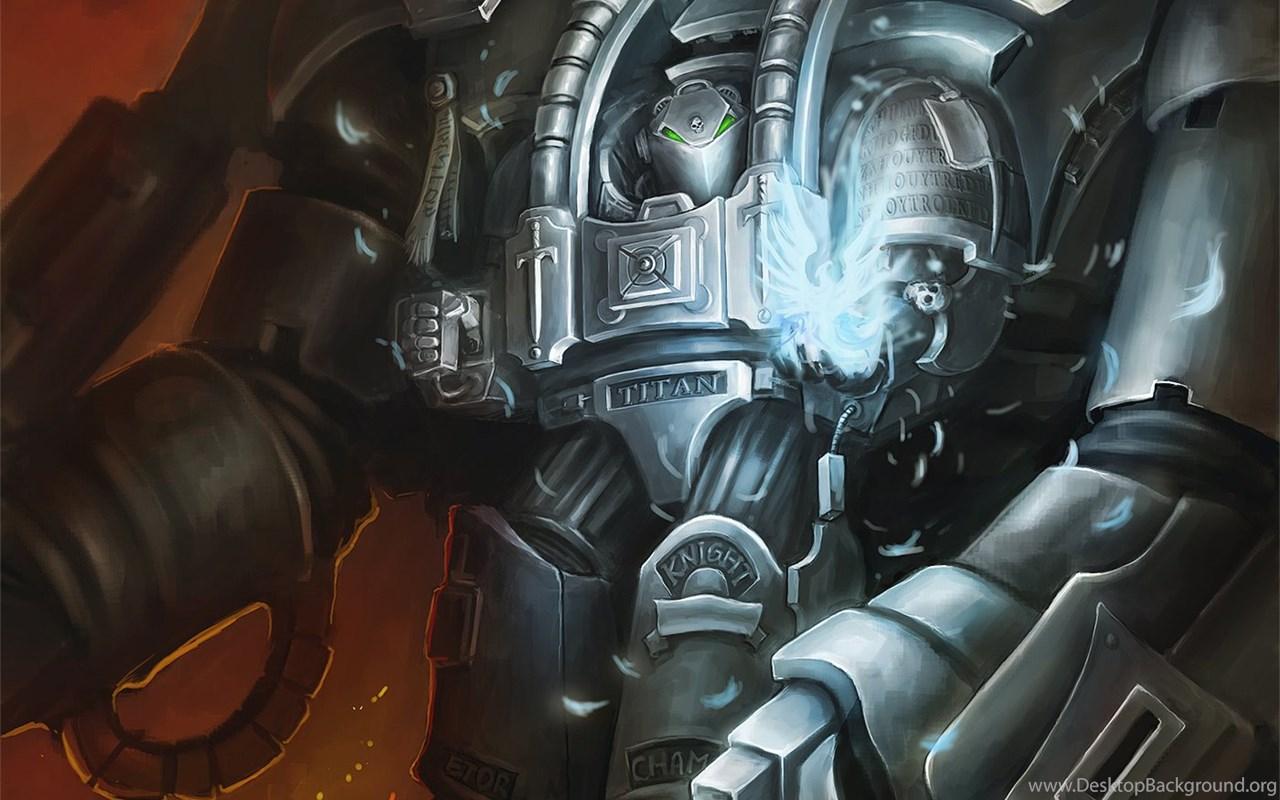 Grey Knights Warhammer 40k Wikia Desktop Background