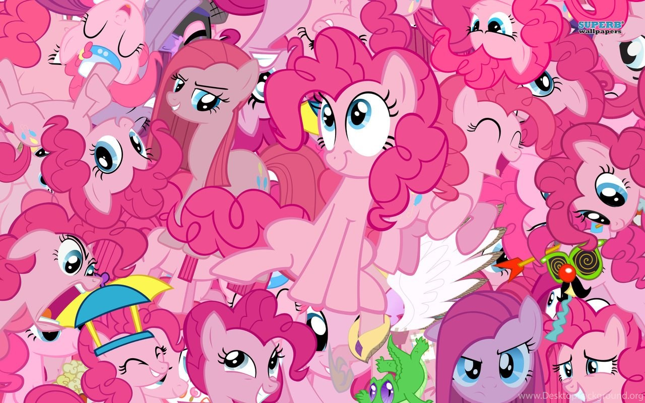 Pinkie Pie Collage Wallpapers My Little Pony Friendship Is Magic