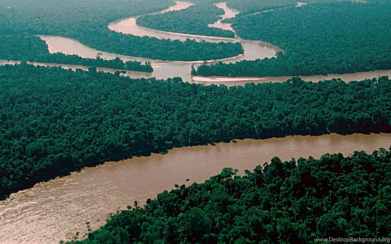 река занимающая 2 место в мире