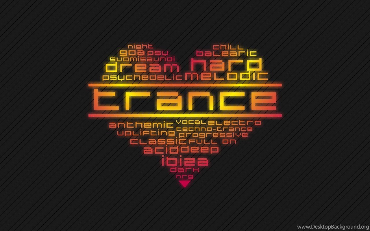 Love Trance 1440x900px I Music Wallpapers Desktop Background