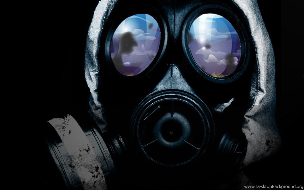 Download Gas Masks Wallpapers 1280x960 Desktop Background