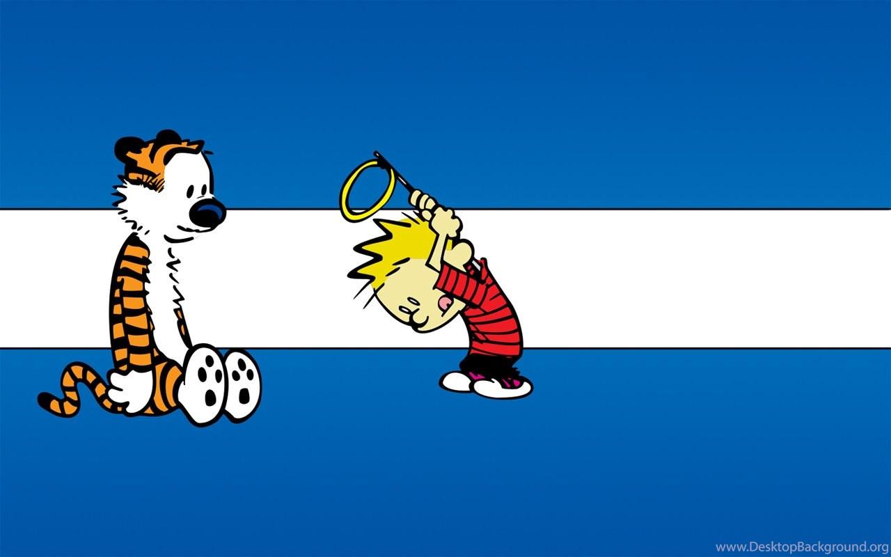 222 Calvin Hobbes Hd Wallpapers Desktop Background