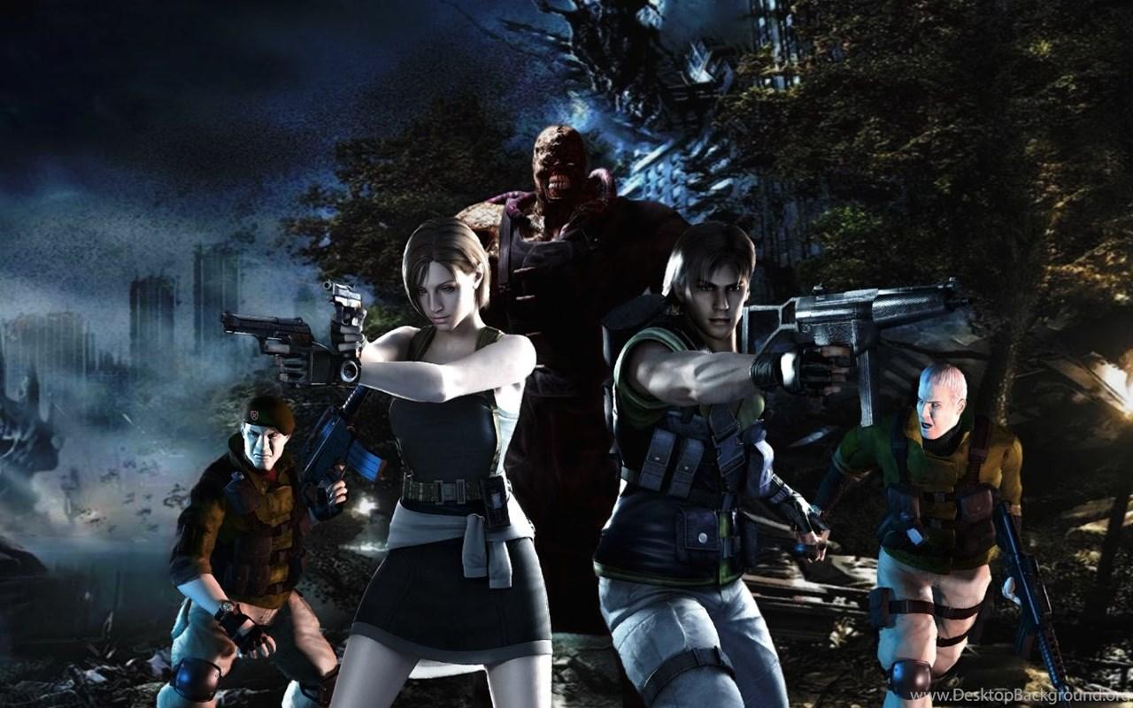 Resident Evil 3 Nemesis Imagenes Wallpapers Youtube Desktop Background