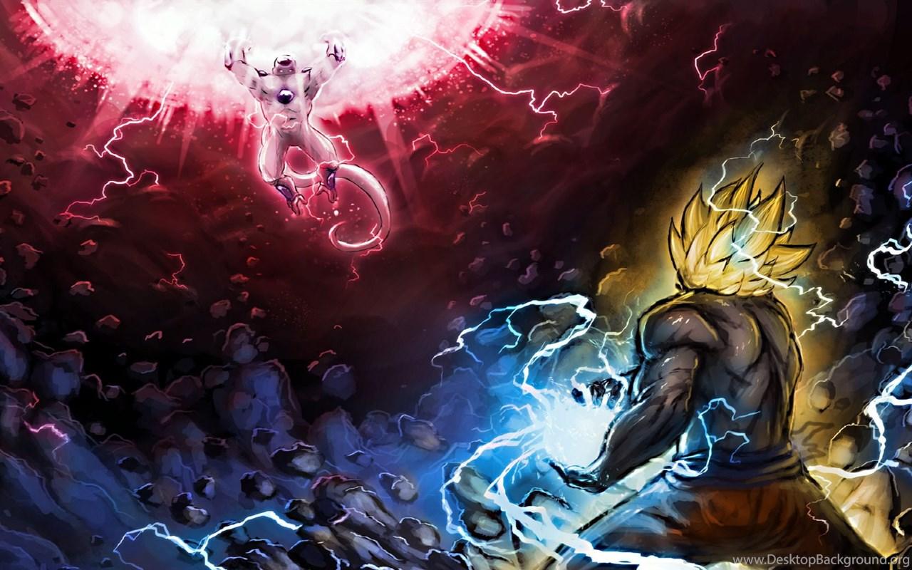 Fonds D'écran Dragon Ball Z : Tous Les Wallpapers Dragon ...