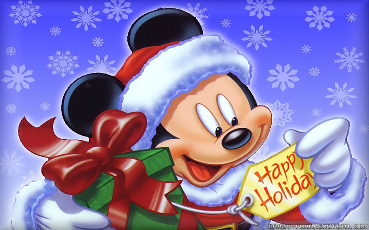 Disney Christmas Wallpapers 2 Crazy Frankenstein Desktop