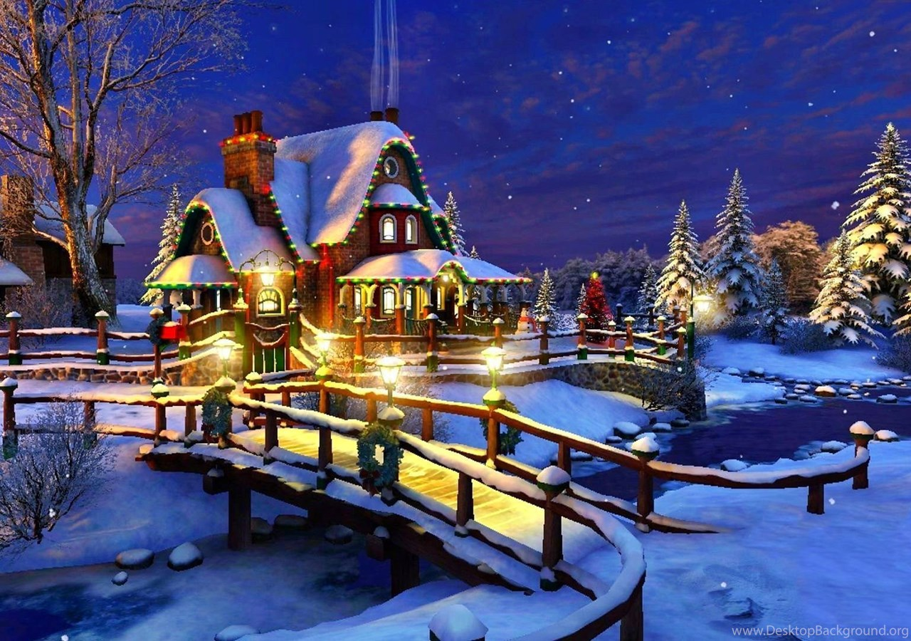 Hd Desktop Wallpapers Free Online Free: Christmas Wallpapers HD [1920x1080] Free Wallpapers Full