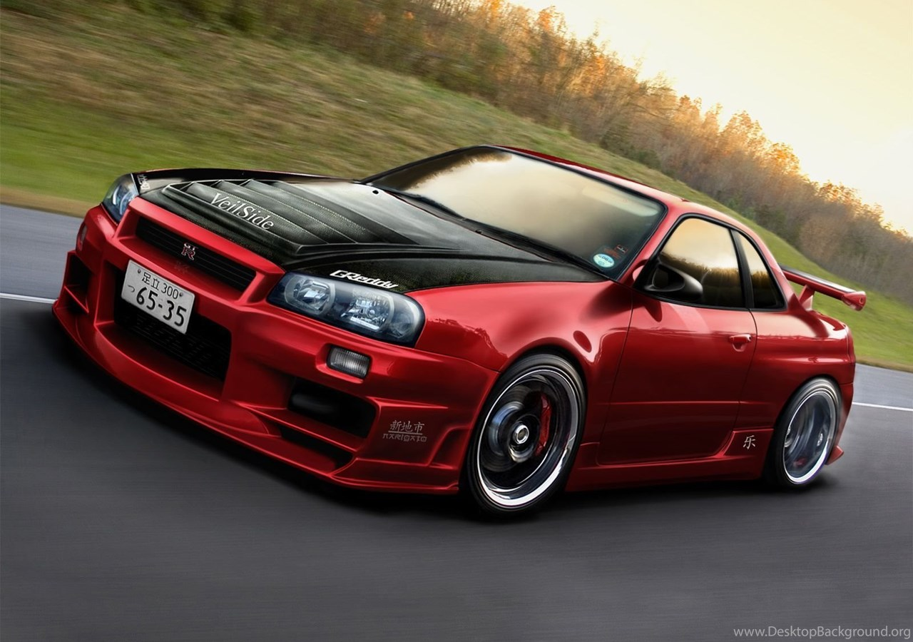 2016 Nissan Skyline >> Nissan Skyline R34 Wallpapers Image Desktop Background