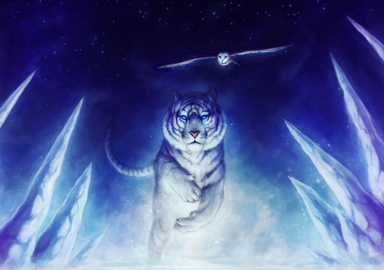 Cool Tiger Wallpapers Desktop Background