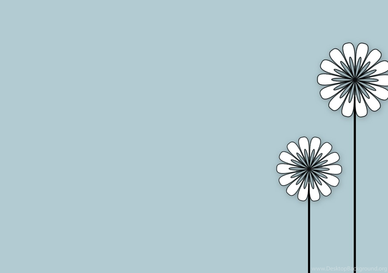 Download Free Png Flower Desktop Wallpaper Simple Floral Vector