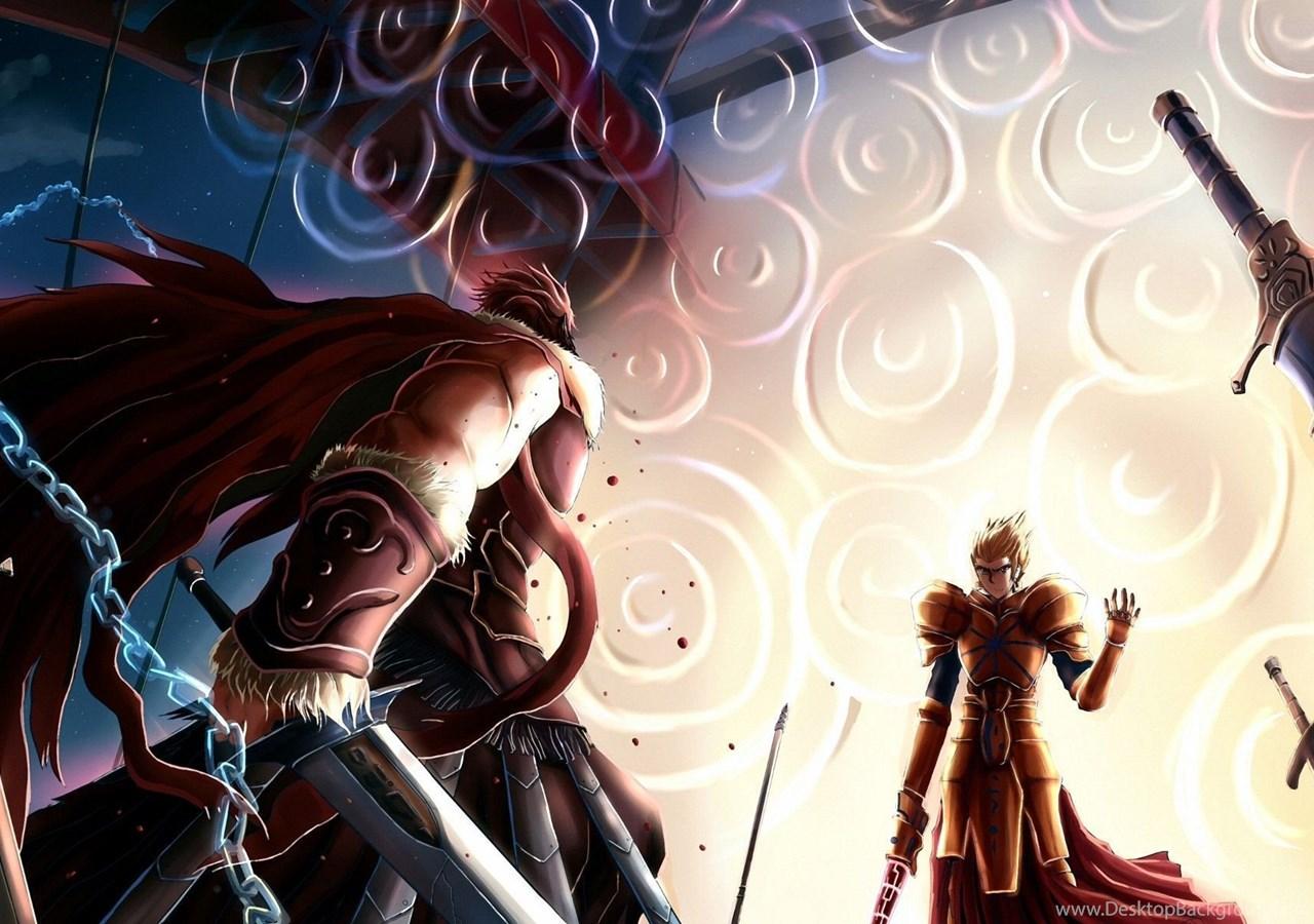 Download Fate Stay Night Gilgamesh Rider Zero Series Wallpapers