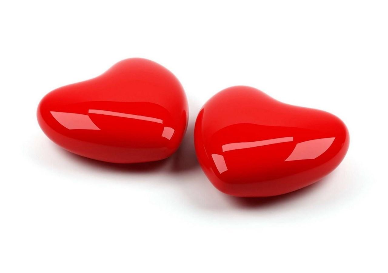 Love Heart 3D Wallpaper: Desktop HD ...