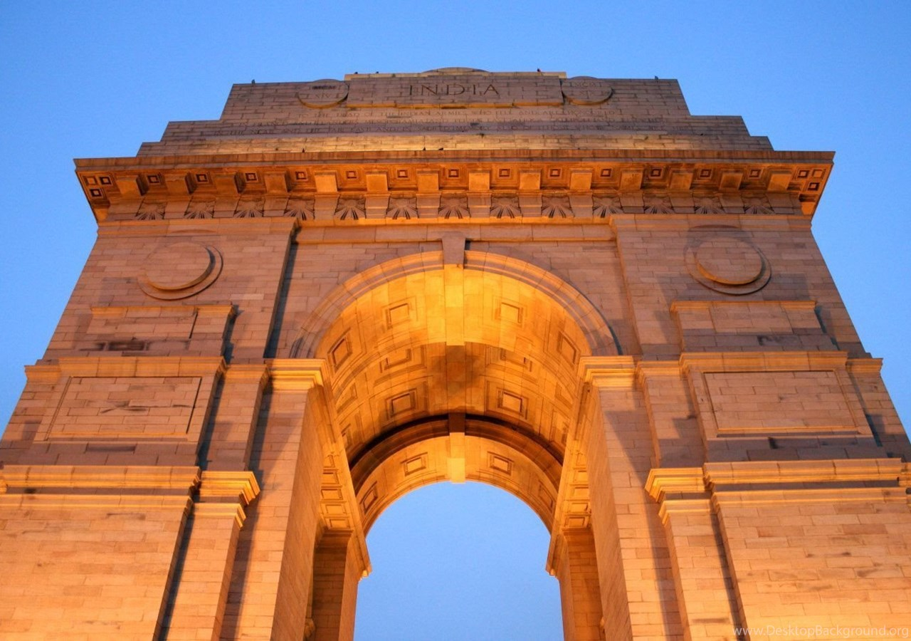 India Gate Delhi Wallpapers For Desktop In Hd Desktop Background