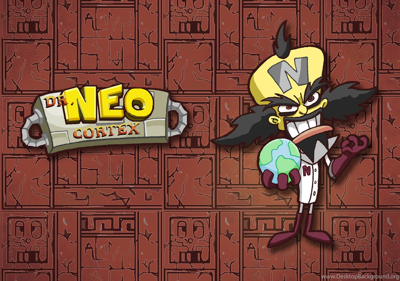Wallpapers Neo Cortex Crash Bandicoot Wallpapers 37401785 Fanpop