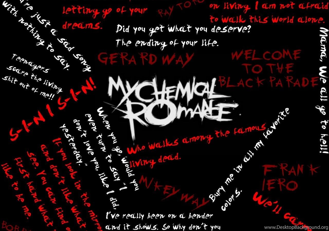 My Chemical Romance Wallpapers Desktop Background