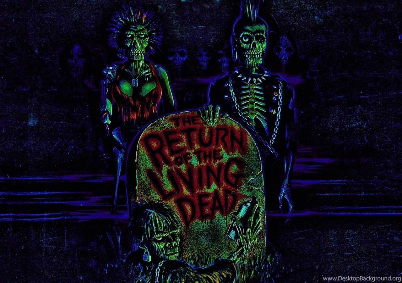 Neato Coolville Halloween Wallpaper The Return Of The Living