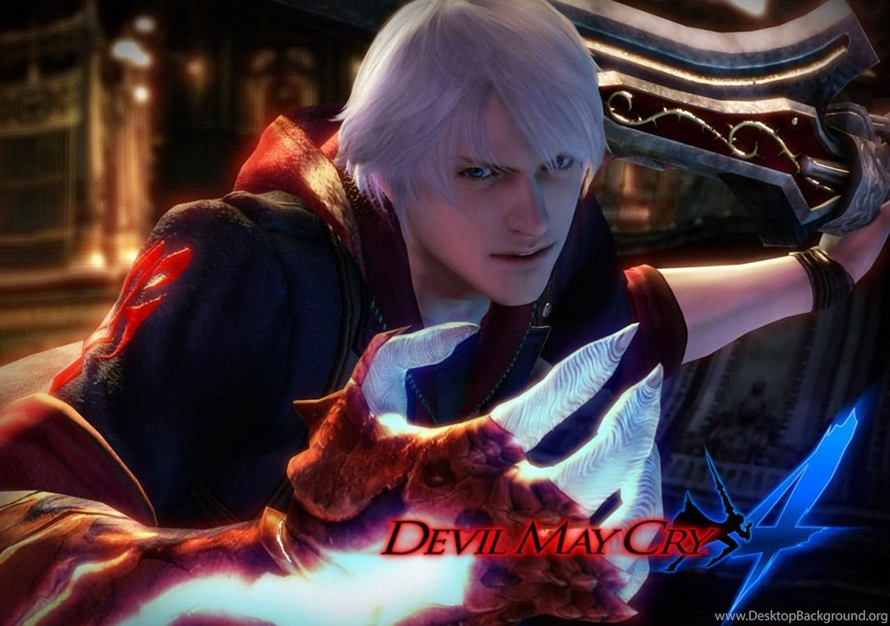 Devil May Cry 4 Wallpapers Wallpapers Hd Wallpapers 57167 Desktop