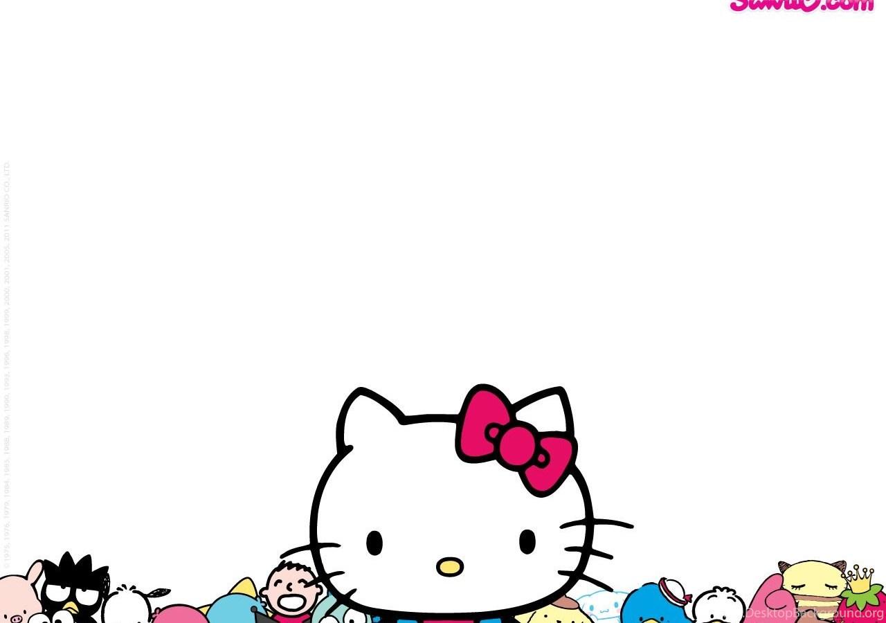 90 Hello Kitty Wallpaper Backgrounds Desktop Background