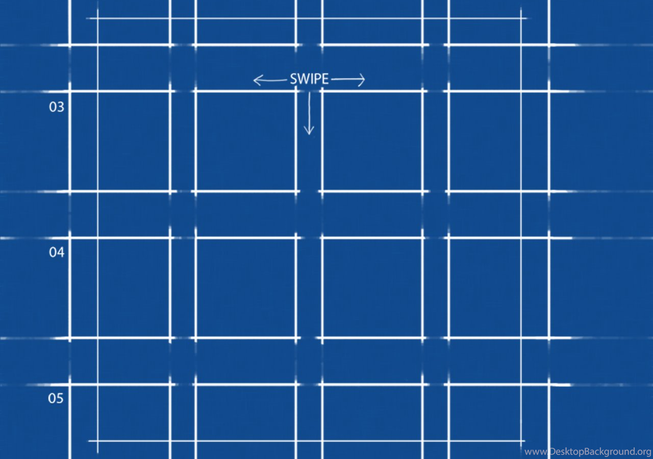 Official Blueprint Wallpapers For Ios 7 Parallax By