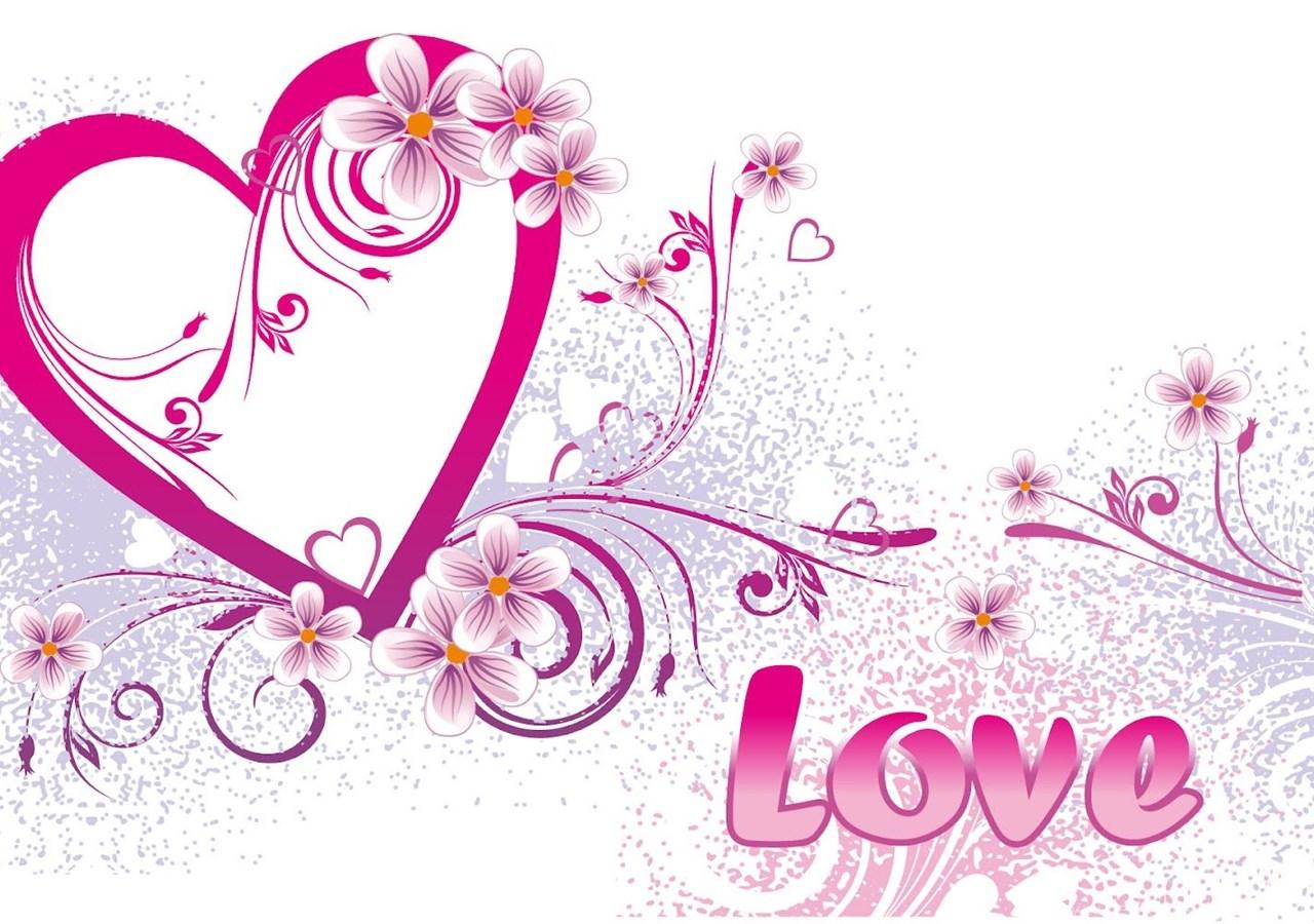Valentine Wallpaper Love Kartun 7 Desktop Background