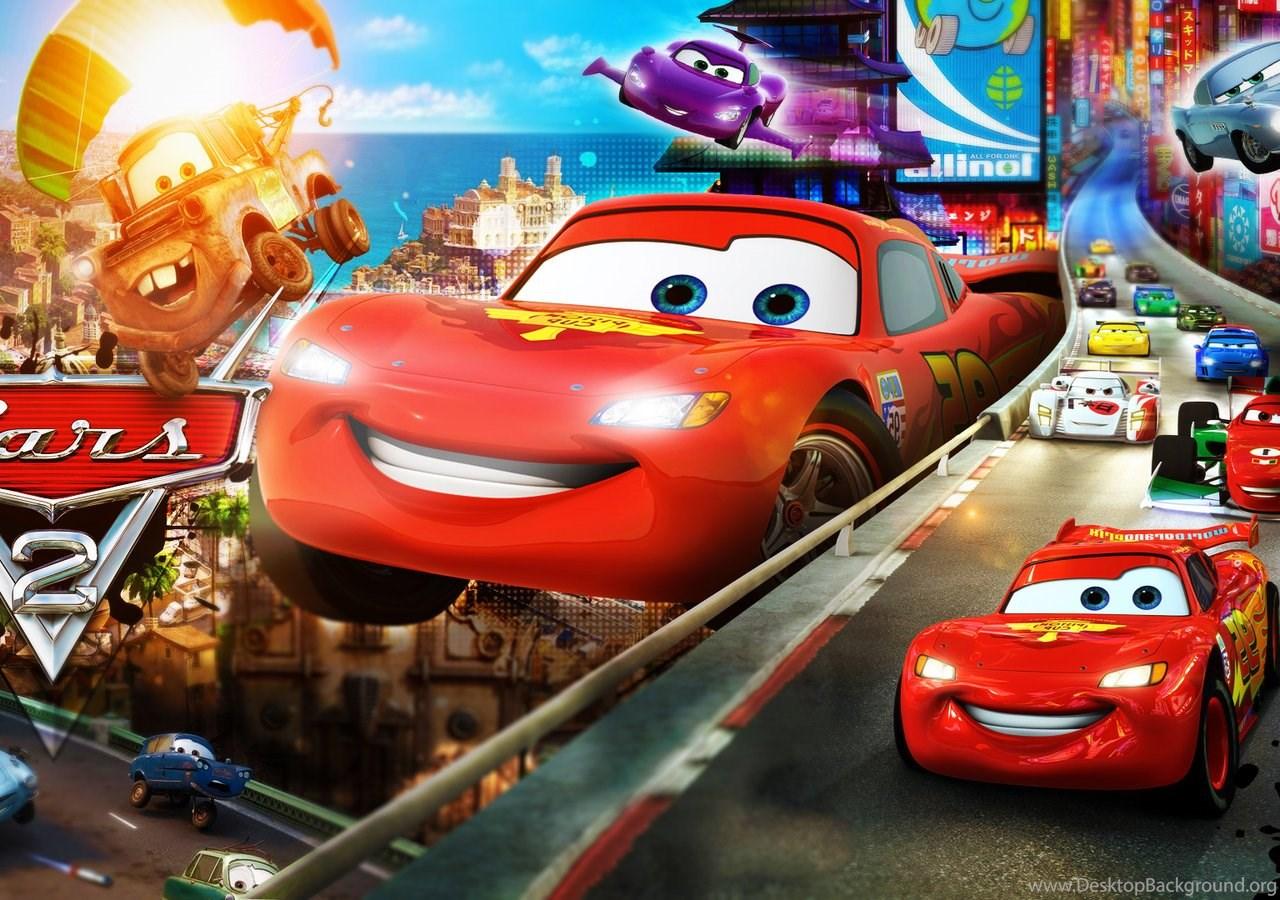 Image Disney S Cars 2 Wallpaper By Fluffydesignshd D67prz2 Jpg