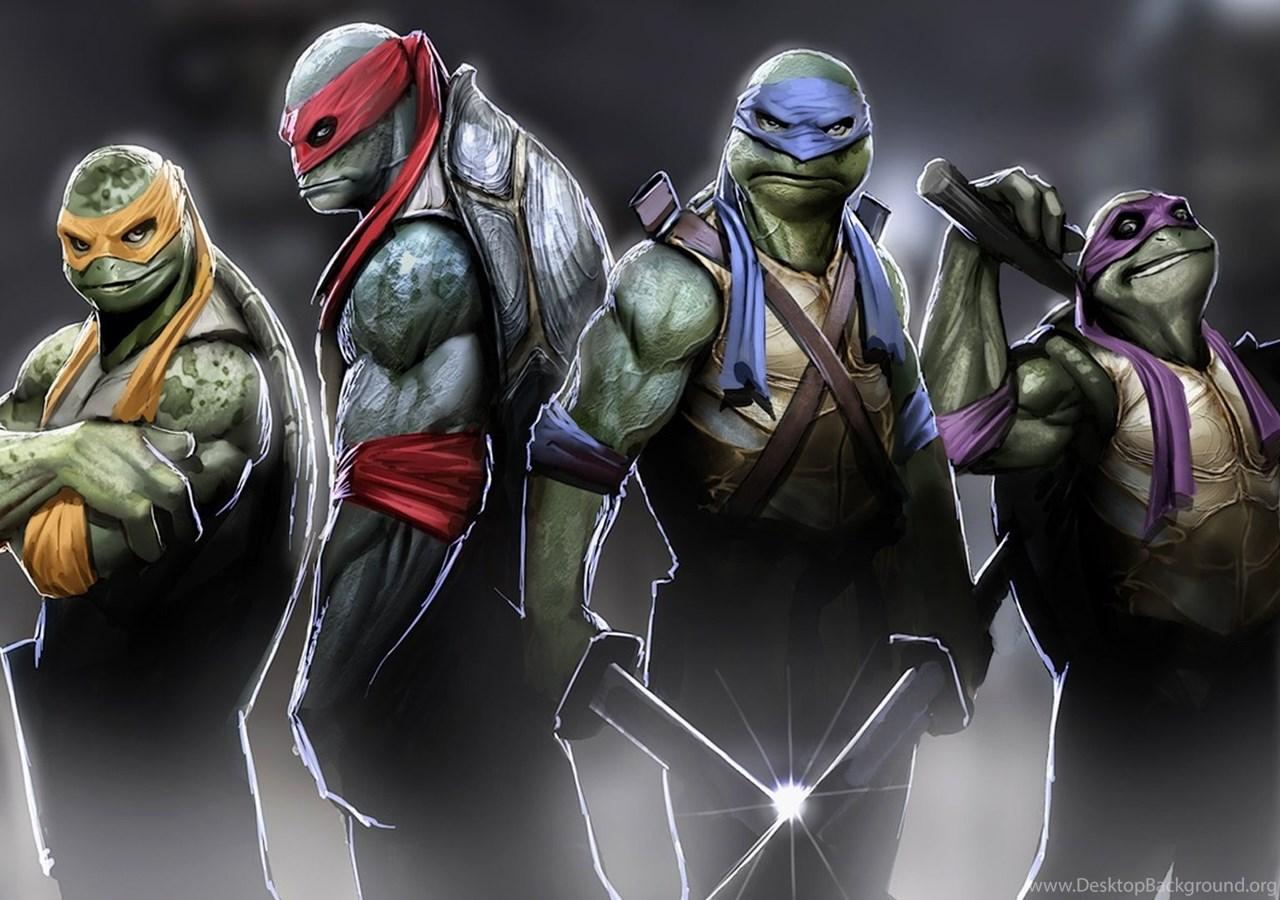 Teenage Mutant Ninja Turtles Hd Wallpapers For Desktop Download