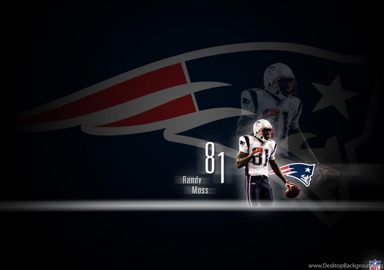 Arkane Nfl Wallpapers Randy Moss New England Patriots Desktop Background