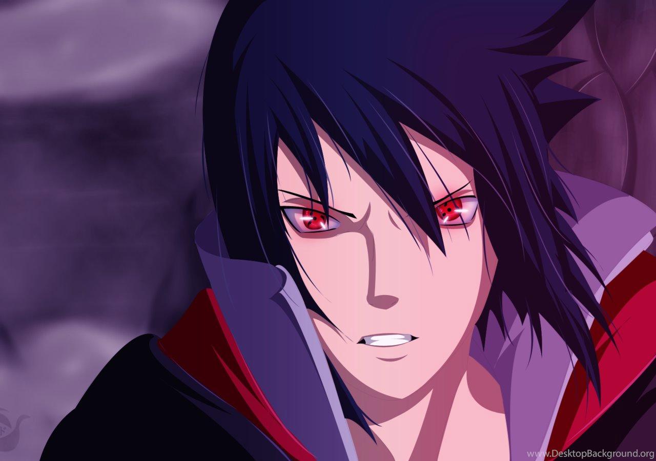 Gambar Sasuke Uchiha Wallpapers Keren Hd Gambar Kata Kata Desktop Background