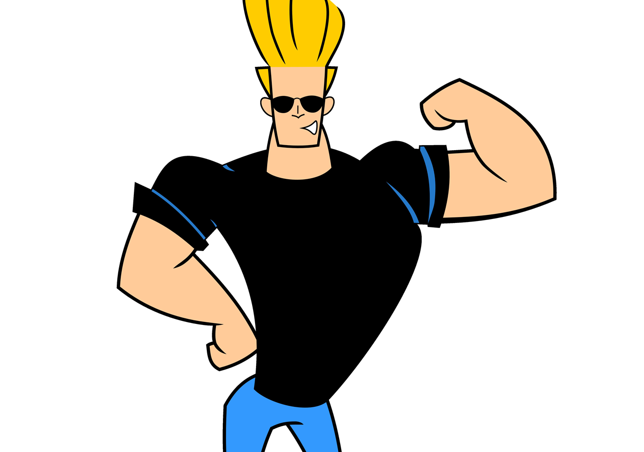 Johnny Bravo Wallpapers Wallpapers Cave Desktop Background