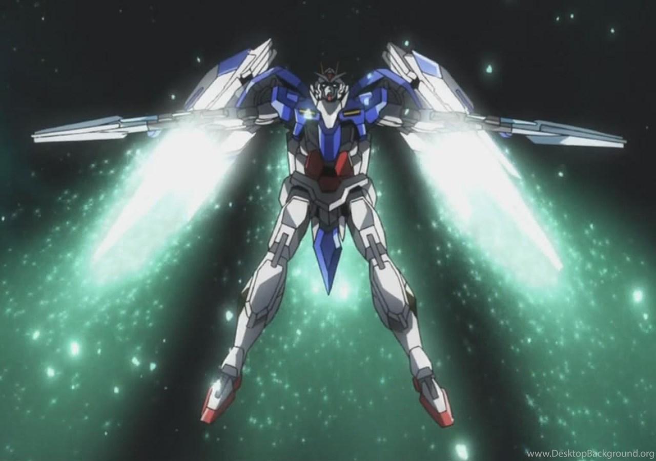 Gundam 00 Wallpapers Desktop Background
