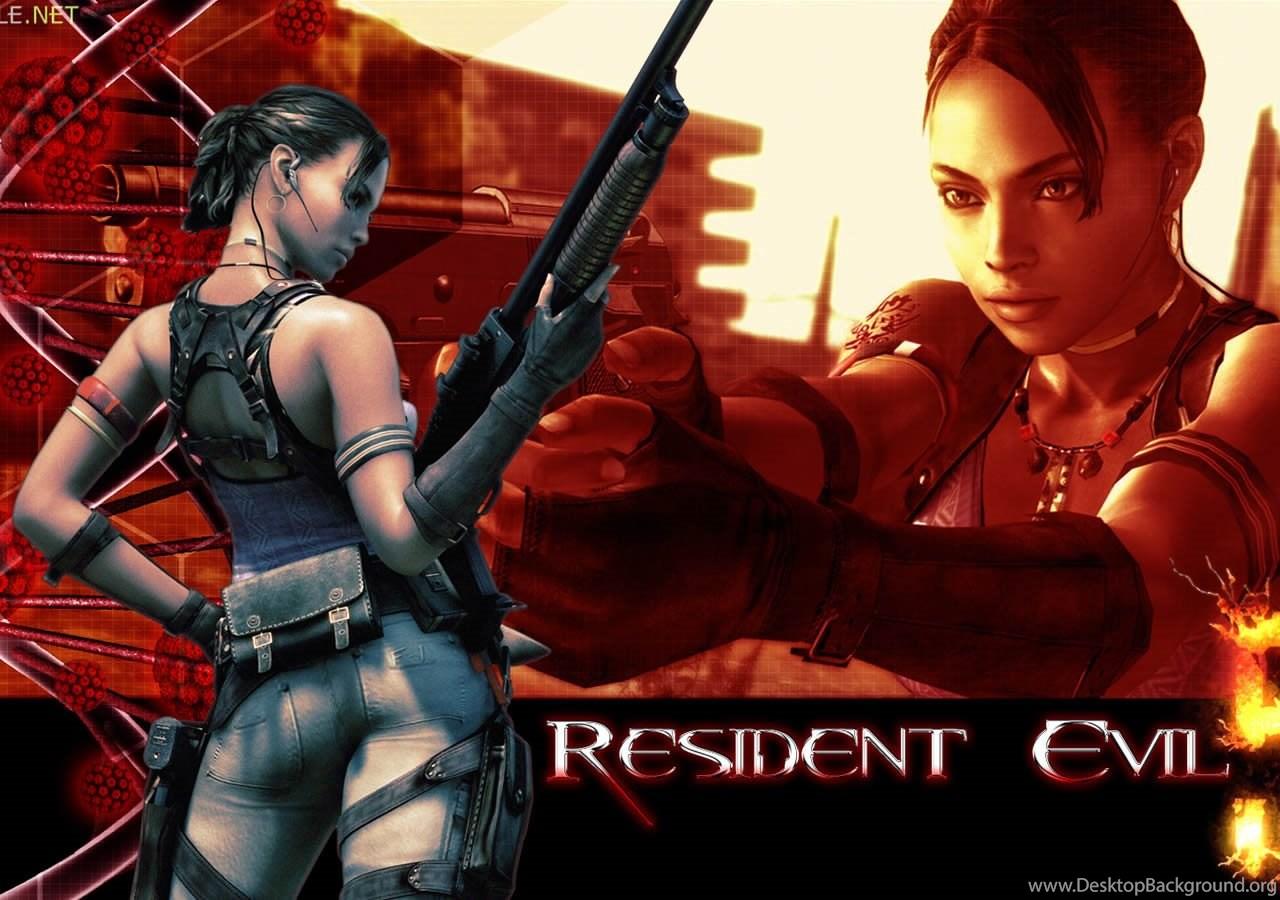 Cool Sheva Alomar In Resident Evil 5 Wallpapers Hd Wallpapers