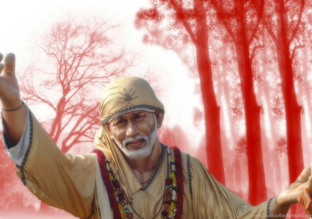 Sai Baba Hd Wallpapers Full Hd Free Hd Wallpapers Desktop Background