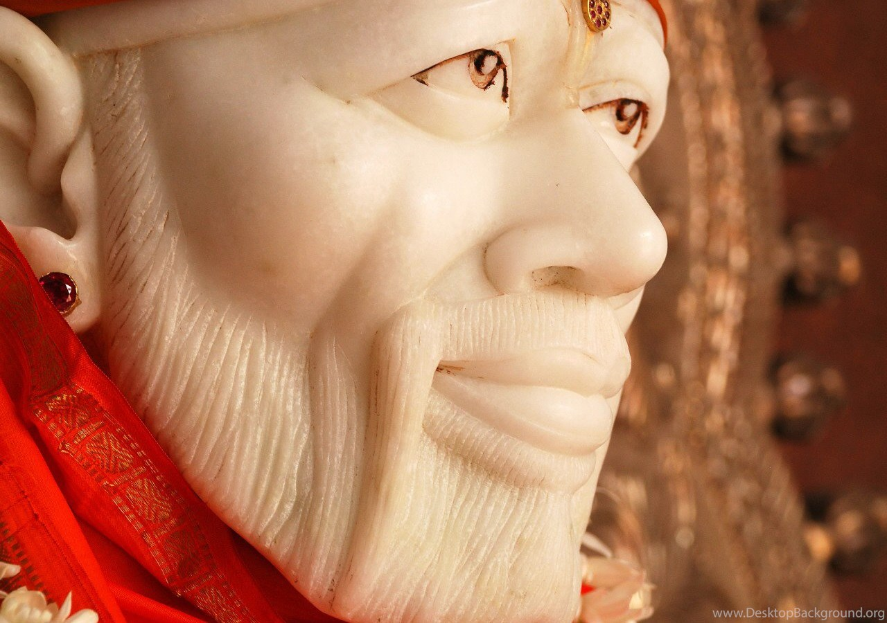 Sai Baba Shirdi Image Full Hd Wallpapers For Desktop Mobile Desktop Background