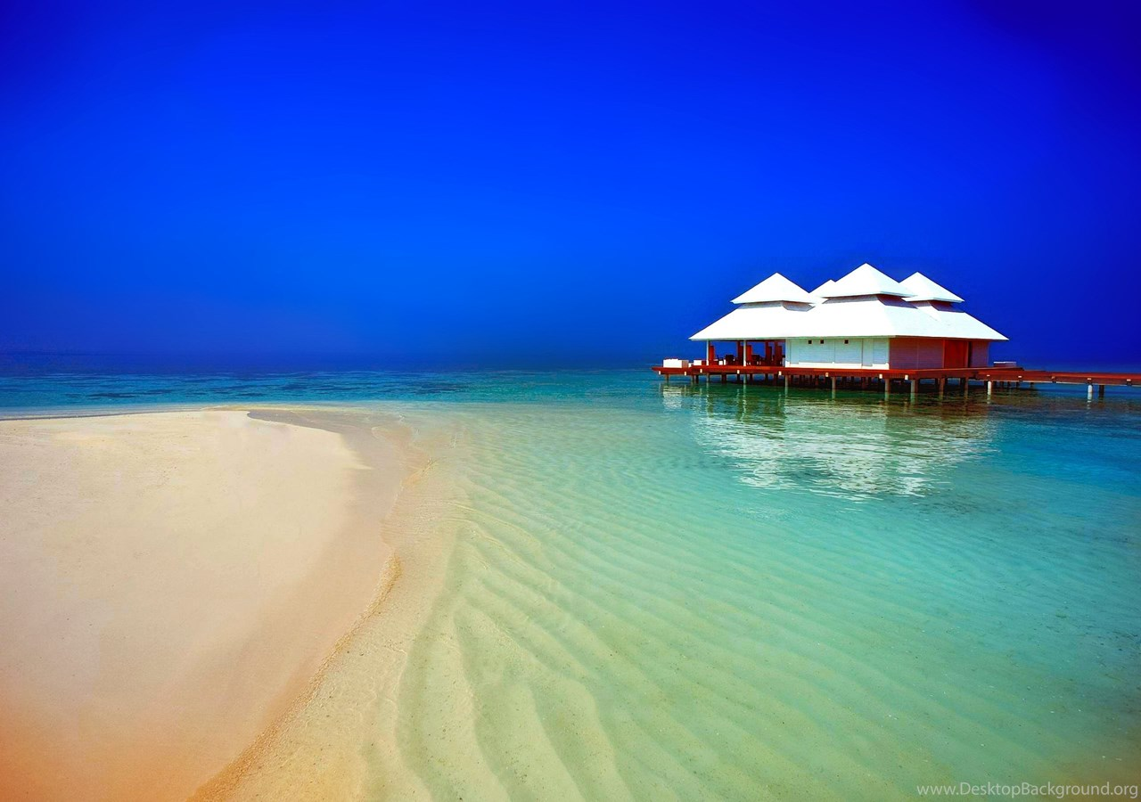 Nature Wallpaper: Panoramic Beach Wallpapers HD Quality Resolution ... Desktop Background